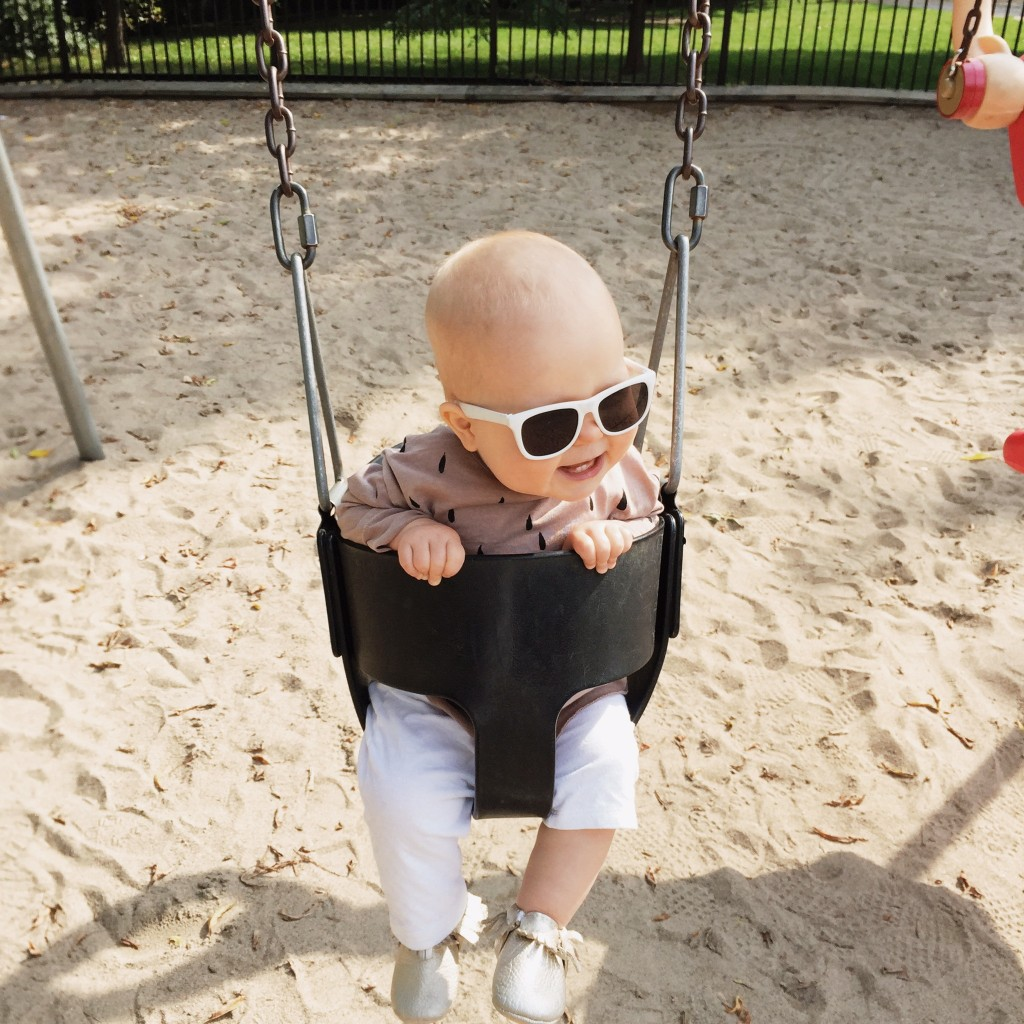 We be Swinging!