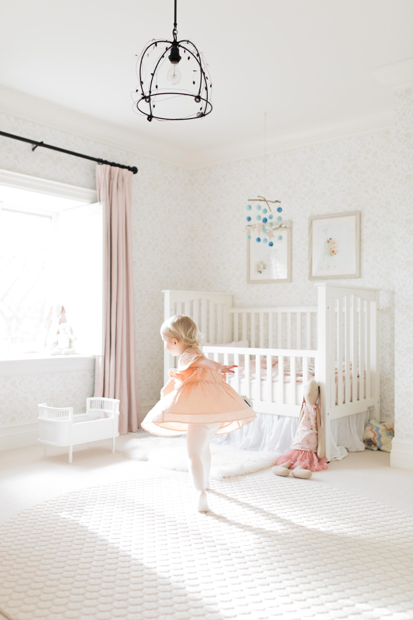 Olive's Toddler Room